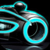 A Neon Race PRO - 3D motorcycle highway lane turbo chase game: multiplayer high track bike racing Image