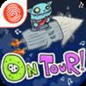 RokLienz: On Tour! - Music rhythm game! - A Fingerprint Network App Image