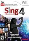 Sing4: The Hits Edition Image