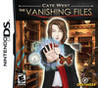 Cate West: The Vanishing Files Image