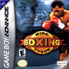 Mike Tyson Boxing Image