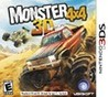 Monster 4x4 3D Image