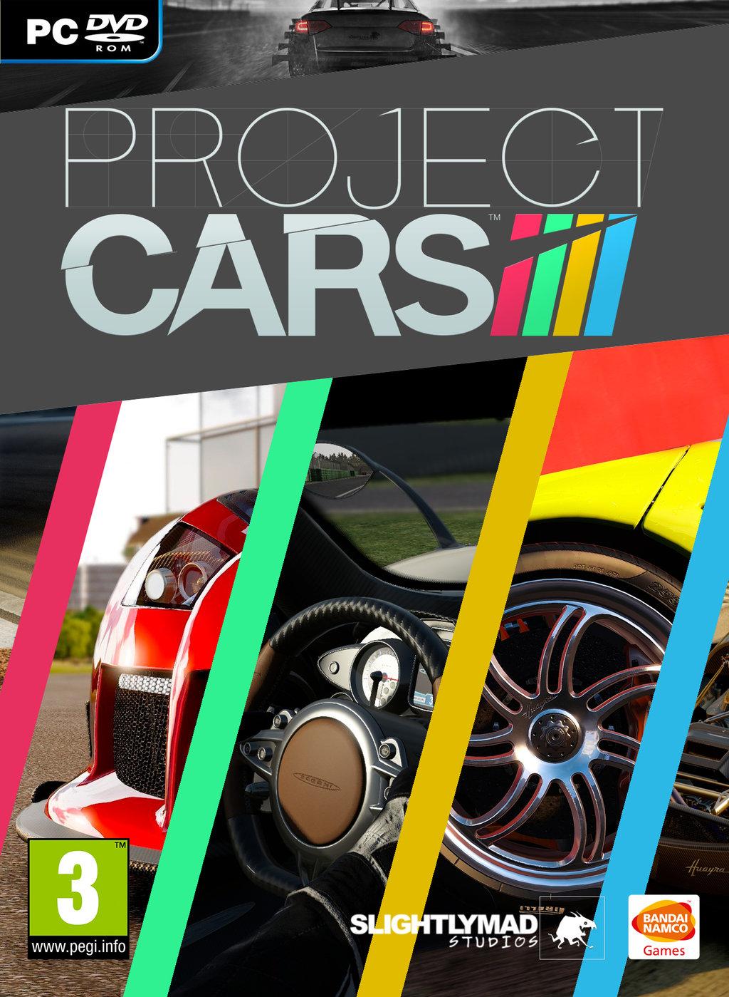 Project CARS pc dvd-ის სურათის შედეგი