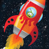 A Tiny Space Monster Shootout - Blast the Flying Invaders Before They Take Over Your Galaxy Image