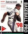 Front Page Sports: Baseball Pro '98 Image
