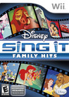 Disney Sing It: Family Hits Image
