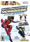 Triple Crown Snowboarding Image
