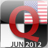 Qrossword June 2012 for iPhone: US Image