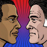 Obama vs. Romney Quiz Image