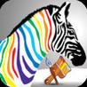 Paint My Little Zebra Image
