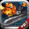 Angry Battle Submarines PRO - A War Submarine Game Image