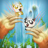 Baby Pandas Fall - Addictive Animal Falling Game Image