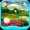 Hidden Objects: Mysterious Gardens Image