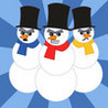 Grumpy Snowmen Image