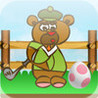 Crazy Easter Egg Golfer - The Pretty Baby Golf Game Image