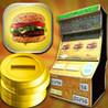 Las Vegas Food Slots Casino Jackpot - Win double chips lottery by playing gambling machine Image