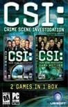 CSI: Crime Scene Investigation Double Pack Image