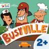 Busyville - Funny App for toddlers and kids (by Happy Touch Kids Games) Image