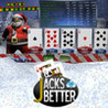Santa's Christmas Video Poker: Jacks or Better Image