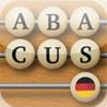 Word Abacus Deutsch Image