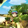 Happy Mushroom HD Image