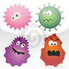 Avoid the germs HD Image