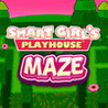Smart Girl's Playhouse Maze Image