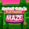 Smart Girl's Playhouse Maze Image
