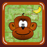 Monkey Jungle Maze: catch the banana Image