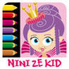 Color Princess - Coloring Exercises for Kids Image