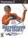 Tiger Woods PGA Tour 2001 Image