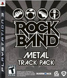 Rock Band Metal Track Pack Image