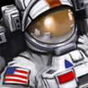 Astronaut Spacewalk Image