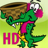 Catchy Croco HD Image