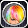 Hair Color Mirror Image