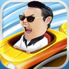 PSY Style Roller Coaster Race HD - Gentleman Edition Racing Game Image