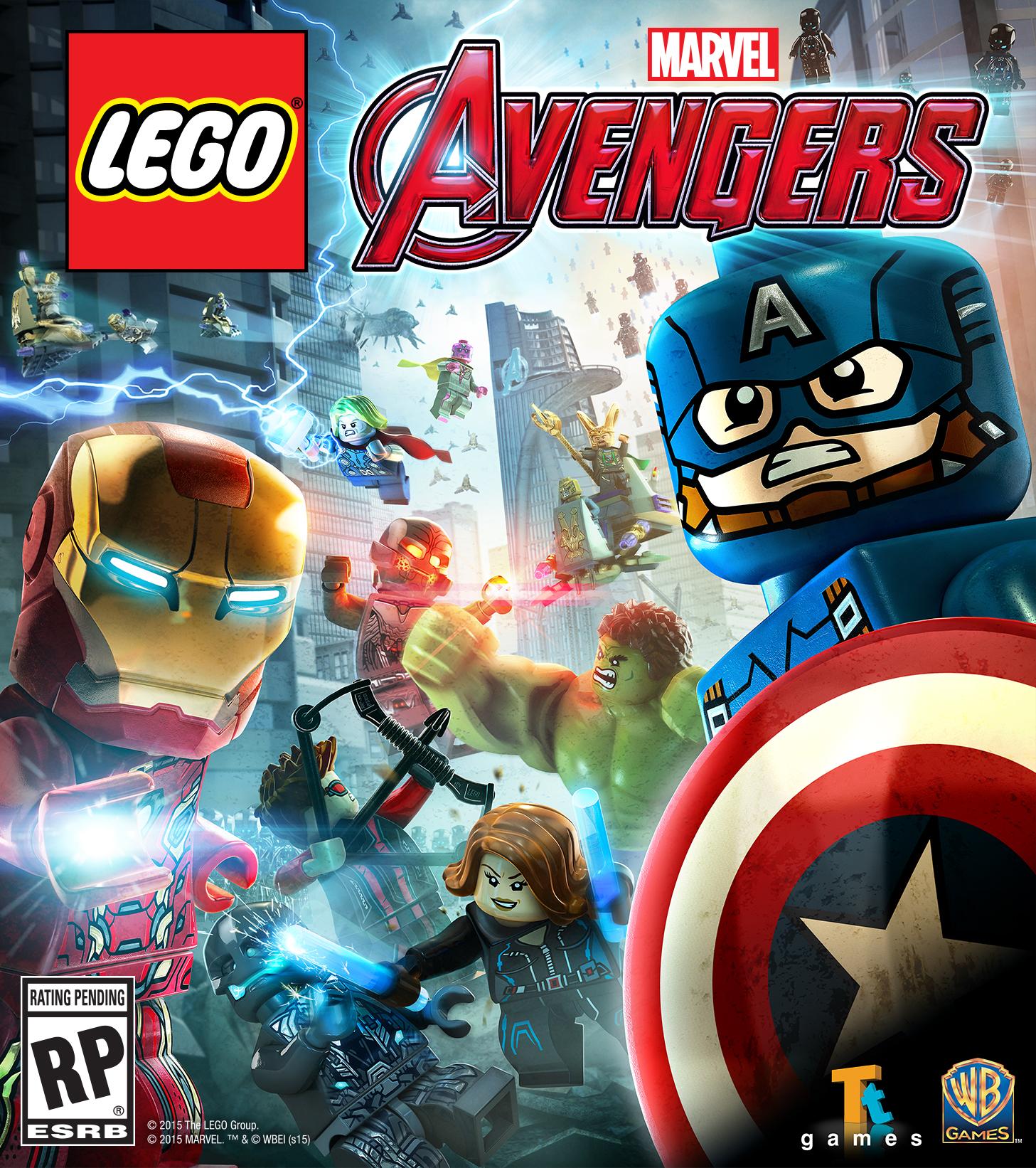 Image result for lego marvel avengers