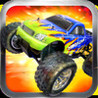 A Mega Monster Truck Run ATV Series - Racing in the Extreme Mud Temple Image