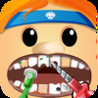 A Baby Super Hero Dentist Image