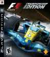 Formula One Championship Edition Image