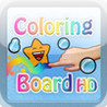 Coloring Board HD, drawing for kids, Water Animals Edition Image