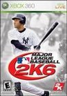 Major League Baseball 2K6 Image