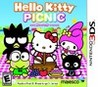 Hello Kitty Picnic with Sanrio Friends Image
