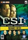 CSI: Crime Scene Investigation: Deadly Intent Image