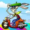 Rabbit Bike Racing Image