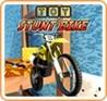 Toy Stunt Bike Image