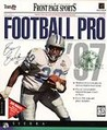 Front Page Sports: Football Pro '97 Image