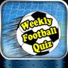 Weekly Football Quiz Image