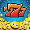 777 Smiley Slots - Emoji & Emoticons Casino Slotmachines Games Image