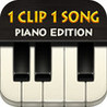 1 Clip 1 Song - guess what is the music from addictive word puzzle quiz game Image